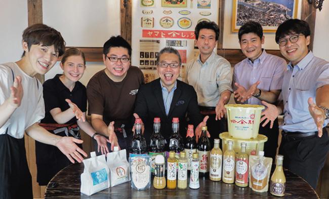 金沢 ヤマト醤油味噌とモノづくりしませんか?