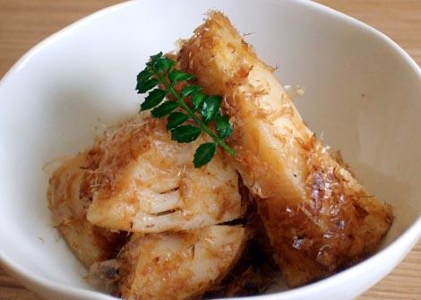 筍の土佐煮