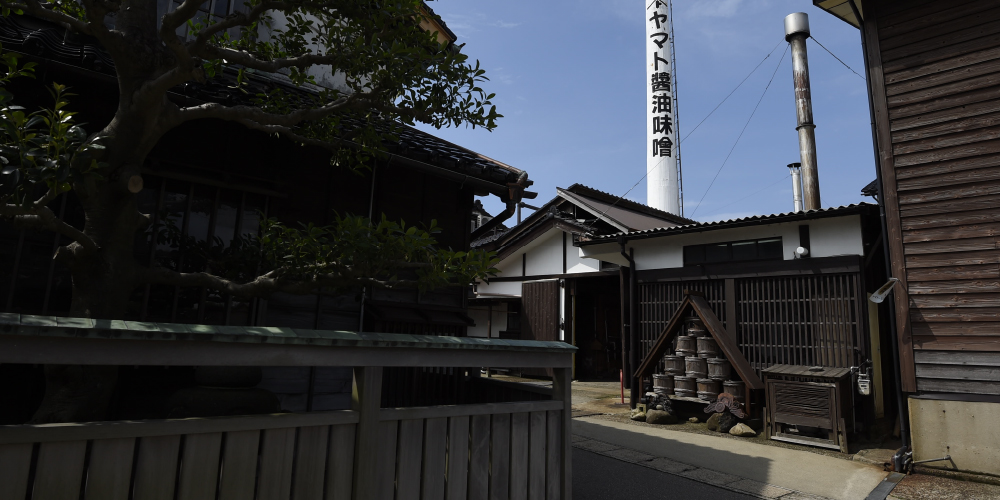 発酵食文化の聖地「金沢大野」