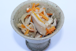 切り干し大根の塩糀煮