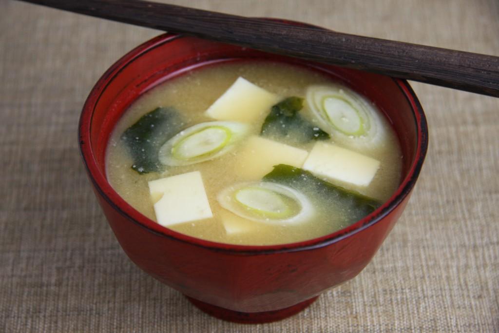 28.豆腐みそ汁